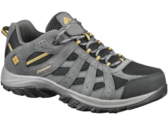 Columbia Canyon Point WP Shoes Men Black/Squash